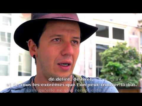 Entretien avec Ruben Mendoza - Panorama Cinéma Colombien 2013