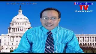 Update ຂ່າວ ໄອຟຣີດອມທີວີ ແລະ Lao Human Rights: June 24, 2017