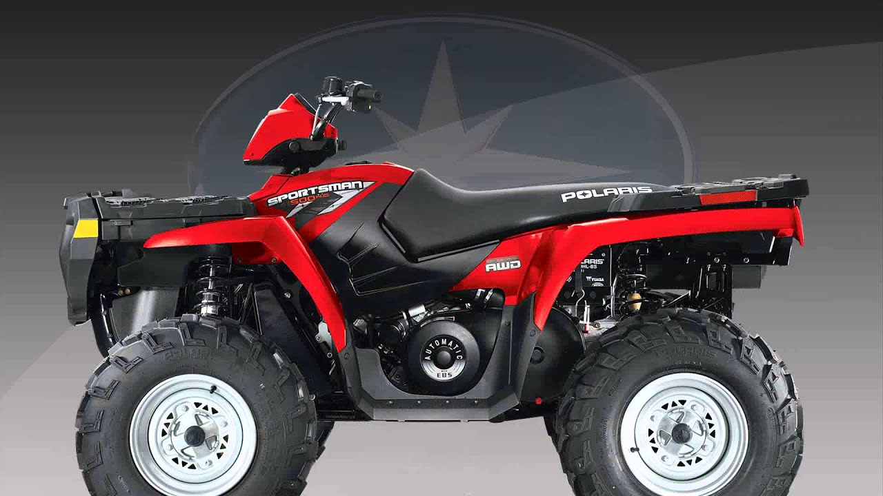 polaris sportsman 500 efi youtube. Black Bedroom Furniture Sets. Home Design Ideas