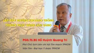 Khoảng trống trong điều trị suy tim hiện nay - PGS.TS.BS Hồ Huỳnh Quang Trí