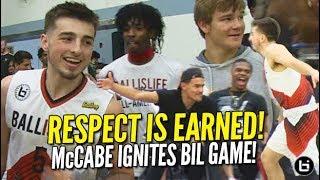 Jordan McCabe Impresses Trae Young! Full McCabe Ballislife All-American Highlights!