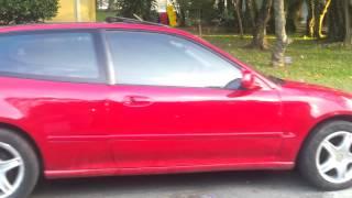 Honda Civic SI 1995 eh3