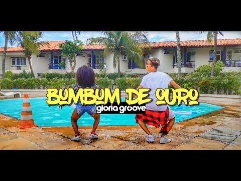BumBum de Ouro - Gloria Groove  Coreografia Amigos Arrasam Dançando Thi
