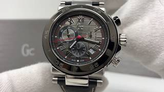 Guess Collection Chronograph Watch GC-1 Sport Grey X90004G5S