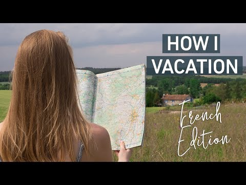 How I Vacation in France // Travel Vlog & Tips