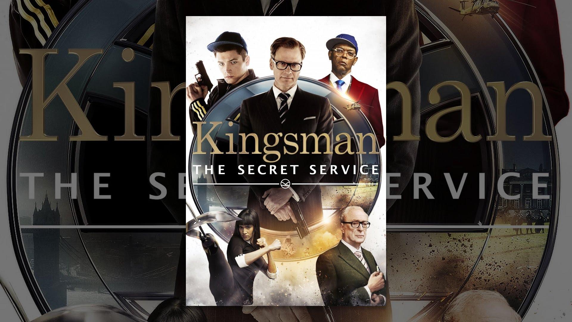 Kingsman The Secret Service Online