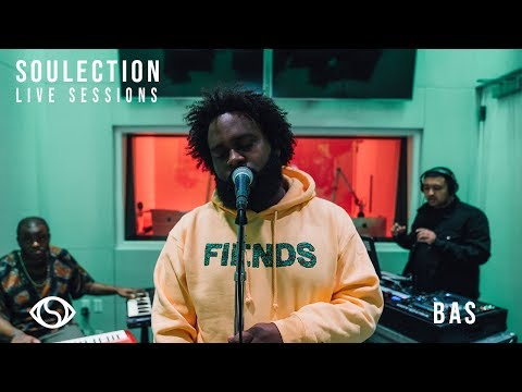 Soulection Live Sessions: Bas