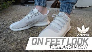 On Feet Look I Adidas TUBULAR Shadow