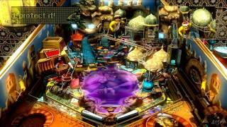 Pinball FX 2 - Pasha Table