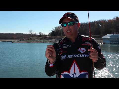 How to setup a basic fishing kit