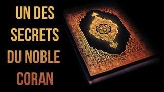 """Un des secrets du noble Coran - """"Un sourire d"""