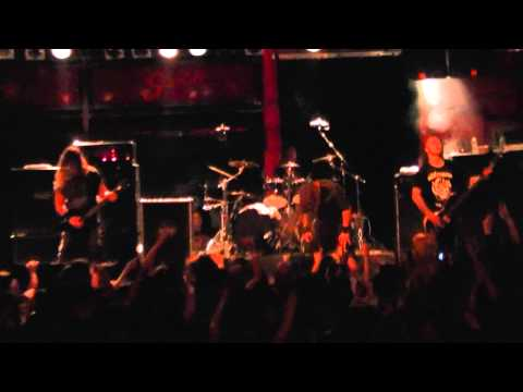 Decapitated - Winds of Creation (Live) HD