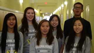 National Honor Society - Youth Center Round Up - YCTV 1501