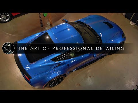 The Business of Detailing Cars and Trucks