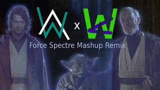 Alan Walker - The Forcespectre [Wizario Mashup Remix (Force + Spectre)]