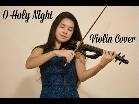 O Holy Night  Violin   Kimberly Hope