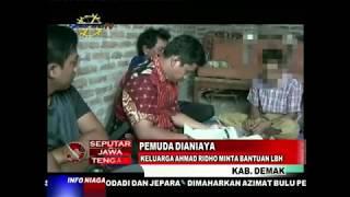 Dianiaya, Keluarga Ahmad Ridho Minta Bantuan LBH
