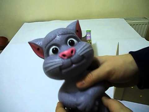 Jucarie Talking Tom Cat