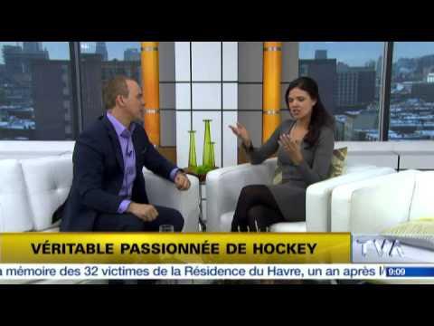 Malaises en entrevue avec Élizabeth Rancourt