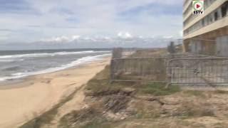 Soulac-sur-mer:  L'Océan va devorer l'immeuble