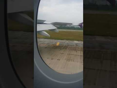 How to land a plane on baiyun international airport