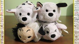 Disney's 101 Dalmatians Tsum Tsum Collection Review
