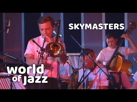 The Skymasters with Buddy Collette, Jeffrey Garth and Clark Terry • 16-07-1989 • World of Jazz
