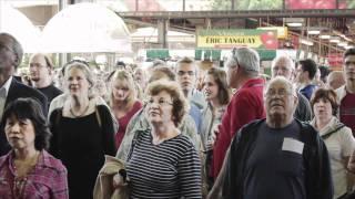 Flash Mob Marché Jean talon - Carmina Burana