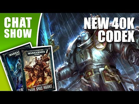 Weekender Exclusive Gw Interview Chaos Grey Knights Code