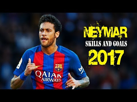 Neymar Jr 2017 ● Dibres & Gols ● Full HD
