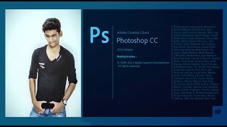 Photoshop CC Full Version 300MB (Compressed)