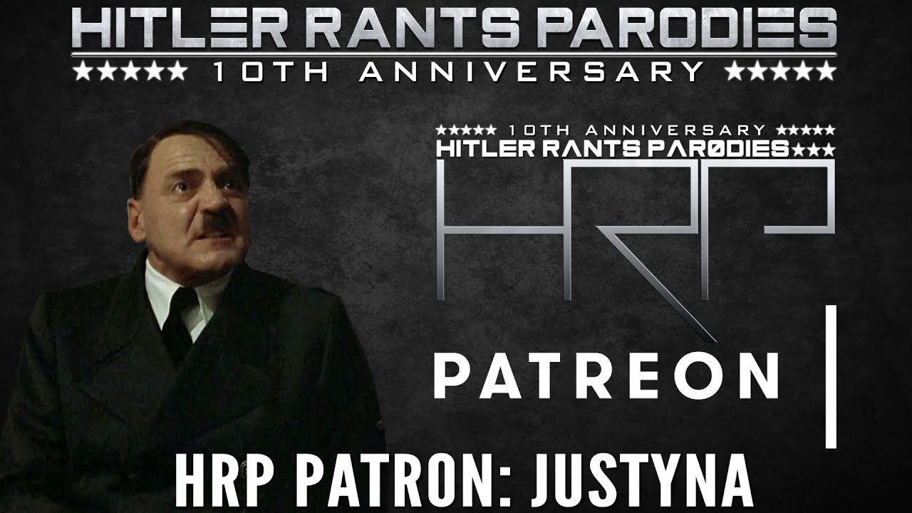 HRP Patron: Justyna