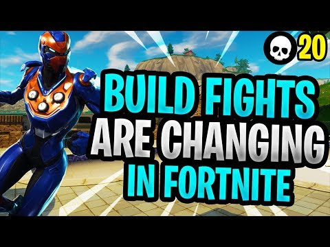 How Build Fights Are Changing In Fortnite! (How To Win Build Battles In Season 5)