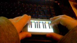 guns n roses sweet child o mine ipod touch iphone pocket piano app