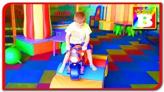 Fun Indoor Playground for Kids and Family playlab at Palas Mall  Bogdan's Show