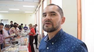 Feria del libro en Santa Marta