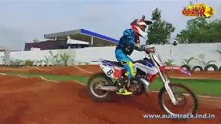 First time in India kids have a field day - Juniors Invitational Supercross Goa 2018