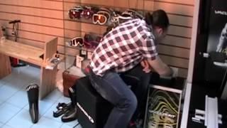 видео Сушилка сноубордической и горнолыжной обуви