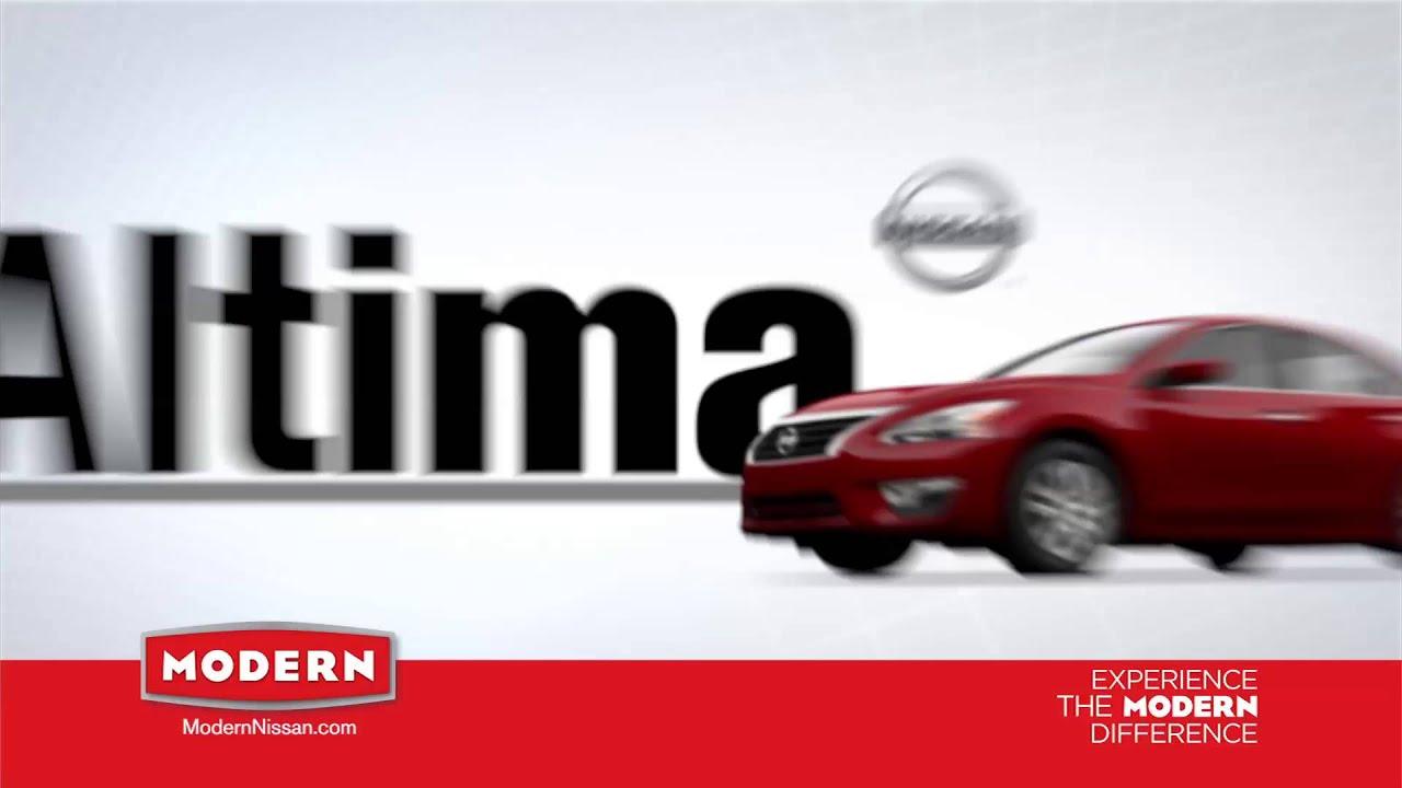 Modern Nissan Of Lake Norman Summer Sales Drive