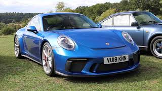 Porsche Club GB's Chris Seaward introduces the Silverstone Auctions Porsche Sale 2018