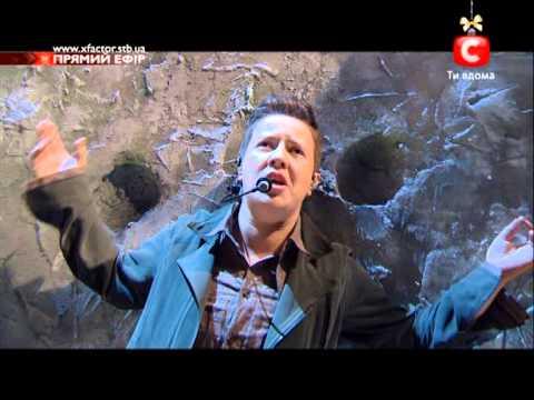 Видео, Х-ФАКТОР 3 - Финал Евгений Литвинкович-1 29.12.12