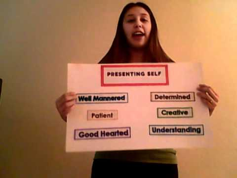 the self and perception Susan harter self-report instruments this instrument taps five specific self-concept some ld students have a general positive perception of their overall.
