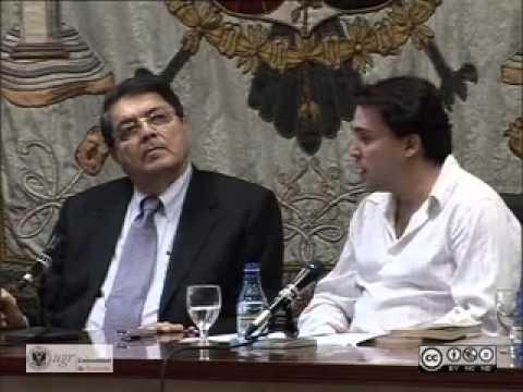 """Ciclo """"El intelectual y su memoria"""": Sergio Ramírez"""