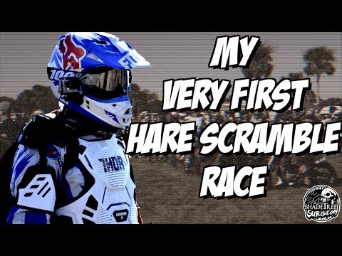My First Ever Hare Scramble Race: What to Expect