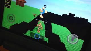 Toasty Pony playing Warcraft on ROBLOX