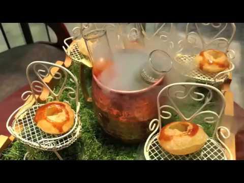 Creative Indian street food at Maziga Grill
