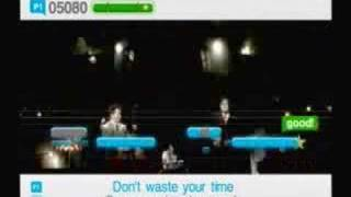 I Miss You - Blink 182 (Singstar Amped)