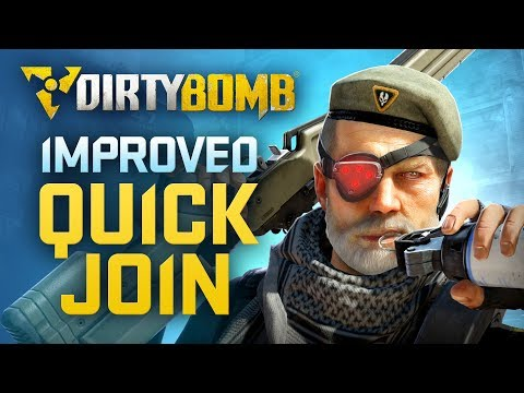 dirty bomb competitive matchmaking