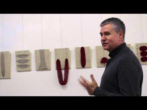Brett Alexander Recent Work exhibition @Timeless Textiles Gallery Australia June 2014