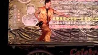Choy Lay Fut - Fu Ying Kuen 虎形拳 - Legends of Kung Fu 2010 Masters' Demo